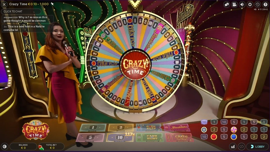 Maneki Casino Live Game Show