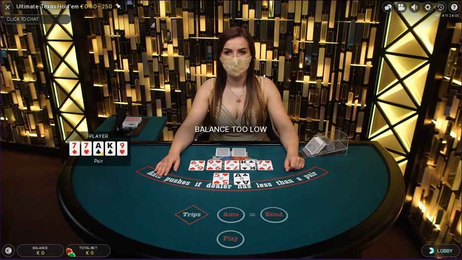 Maneki Casino Live Poker