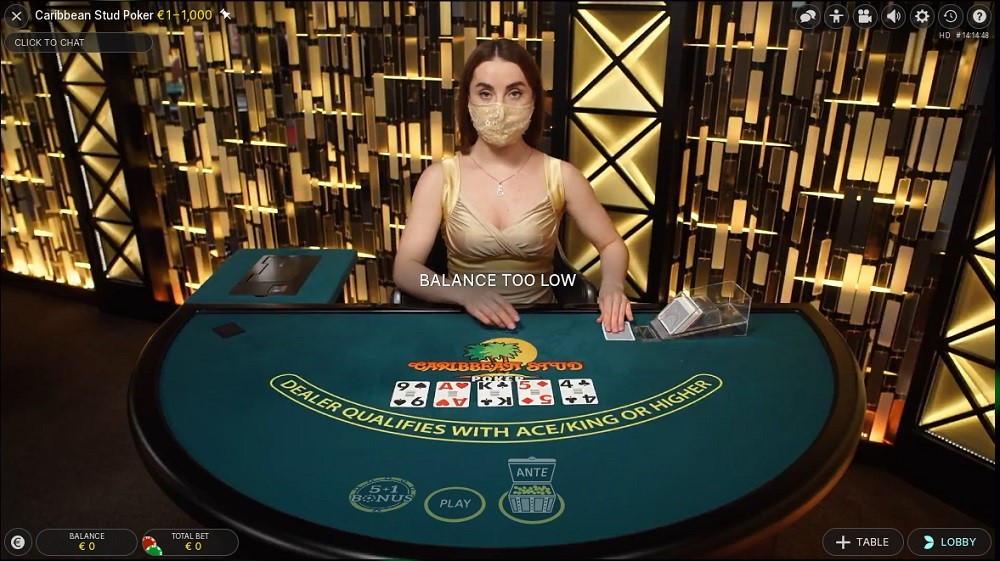 Rembrandt Casino Live Poker