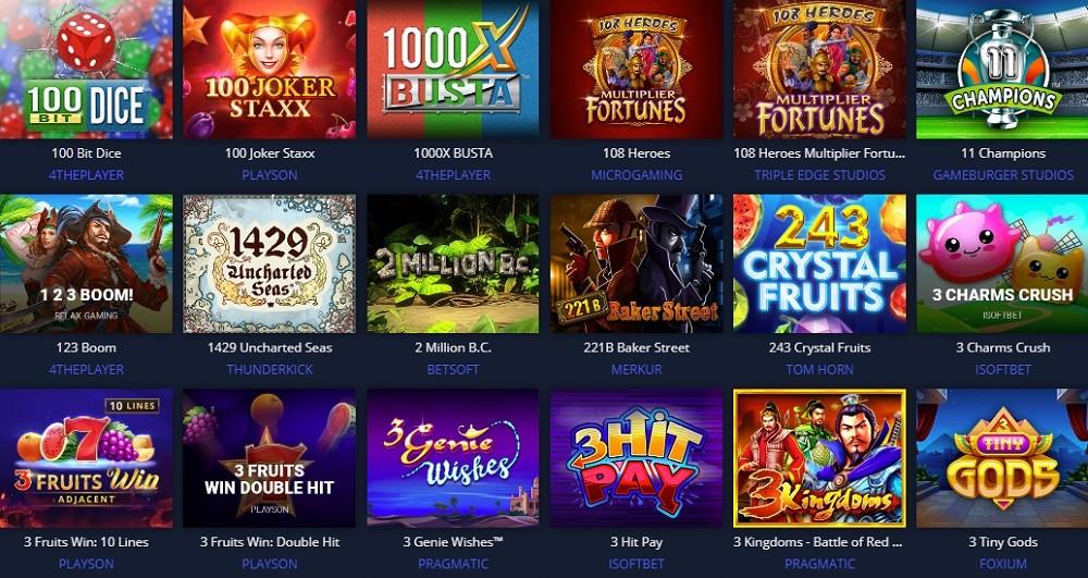 Rembrandt Casino Slots