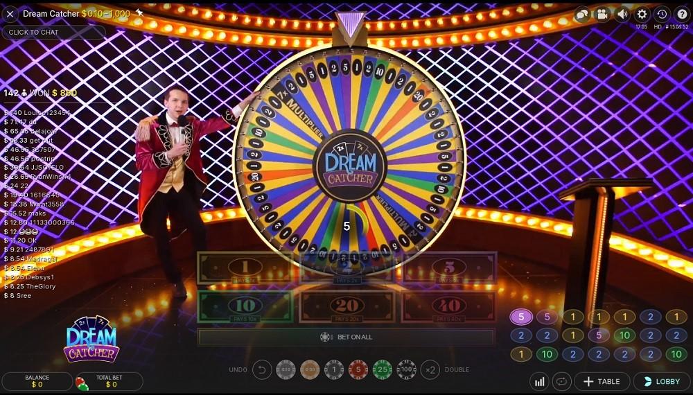 River Belle Casino Live Game Show