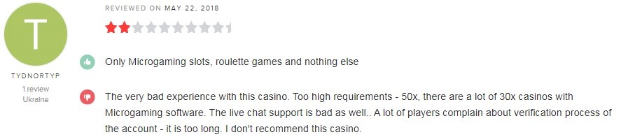 River Belle Casino Player Review 2