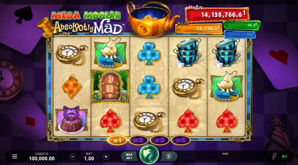 Ruby Fortune Casino Slots 4