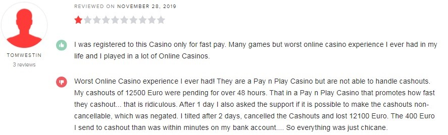 Simple Casino Player Review 2