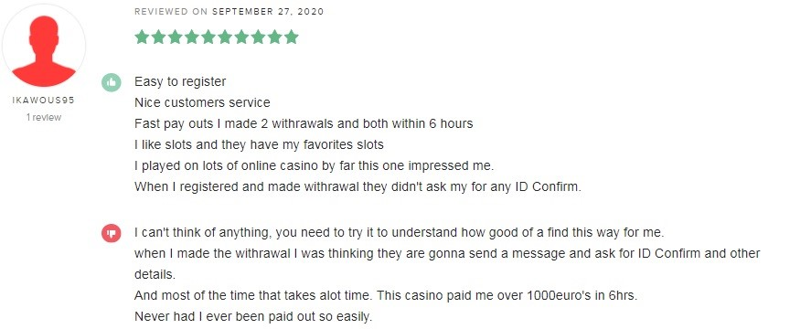 Simple Casino Player Review 3