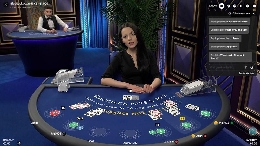 Simple Casino Review Live Blackjack