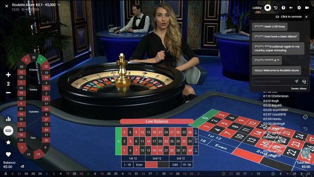 Simple Casino Review Live Roulette