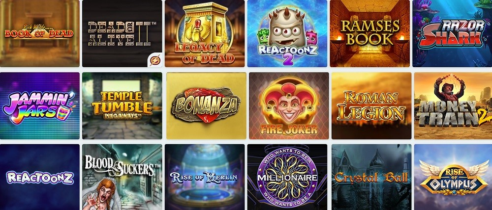 Simple Casino Slots
