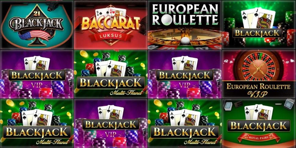 Slotv Casino Automated Casino Table Games