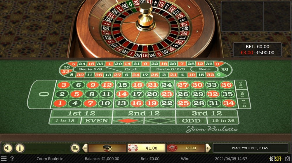 Slotv Casino Automated Roulette