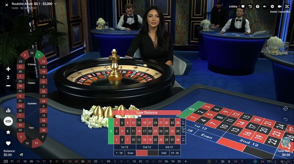 Slotv Casino Live Roulette