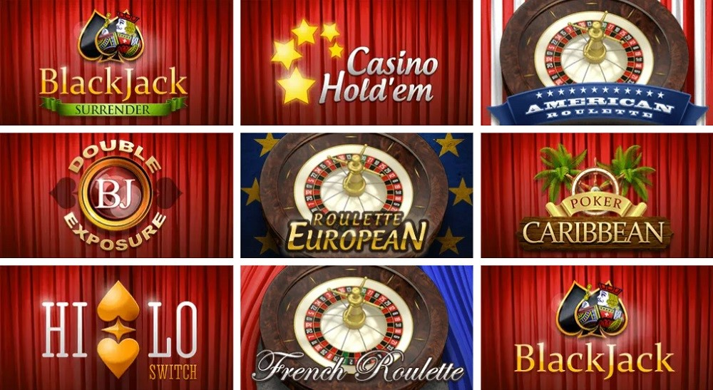 Syndicate Casino Automated Casino Table Games