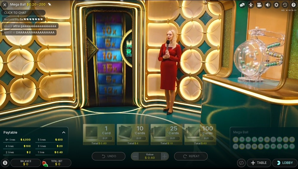 Syndicate Casino Live Game Show