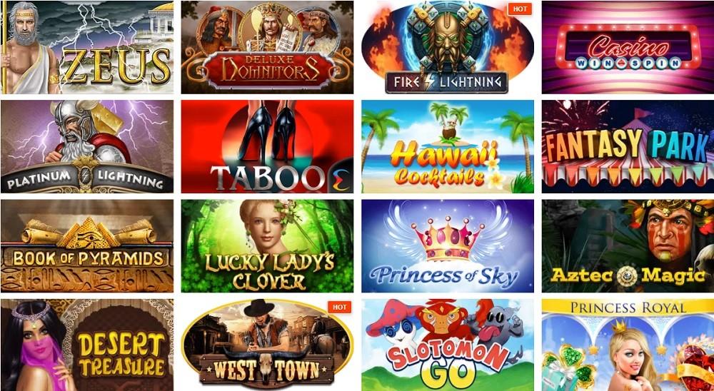 Syndicate Casino Slots