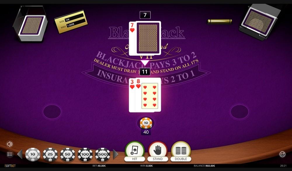 TradaCasino Automated Blackjack