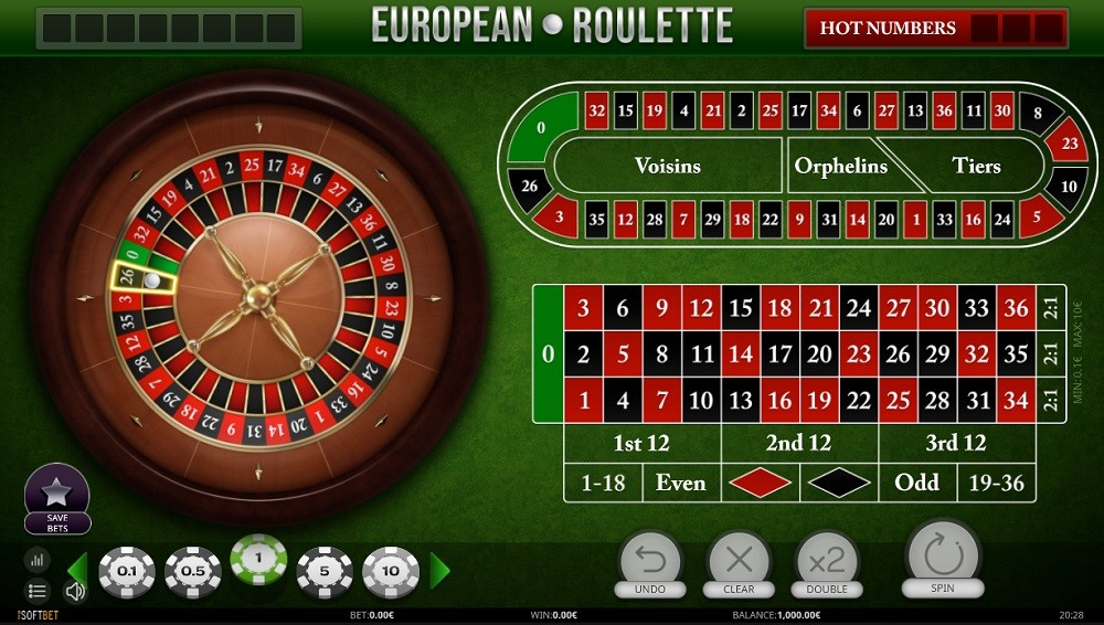 TradaCasino Automated Roulette