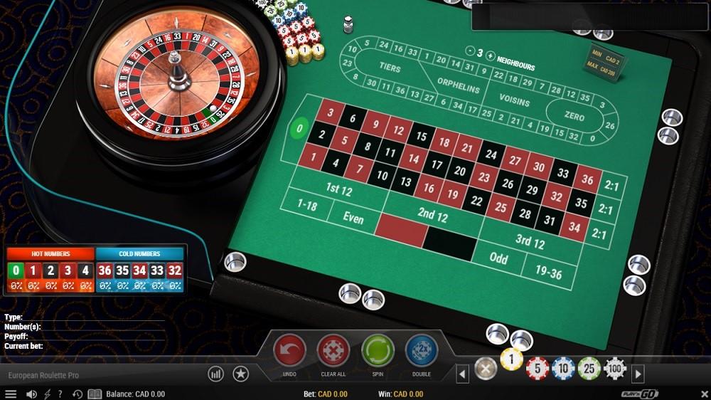 Vegas Rush Casino Automated Roulette