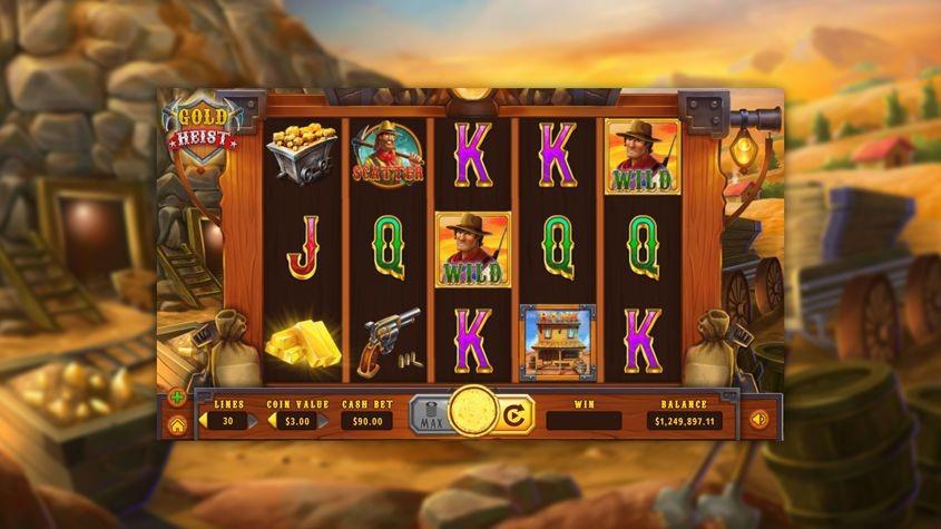 Vegas Rush Casino Slots 3