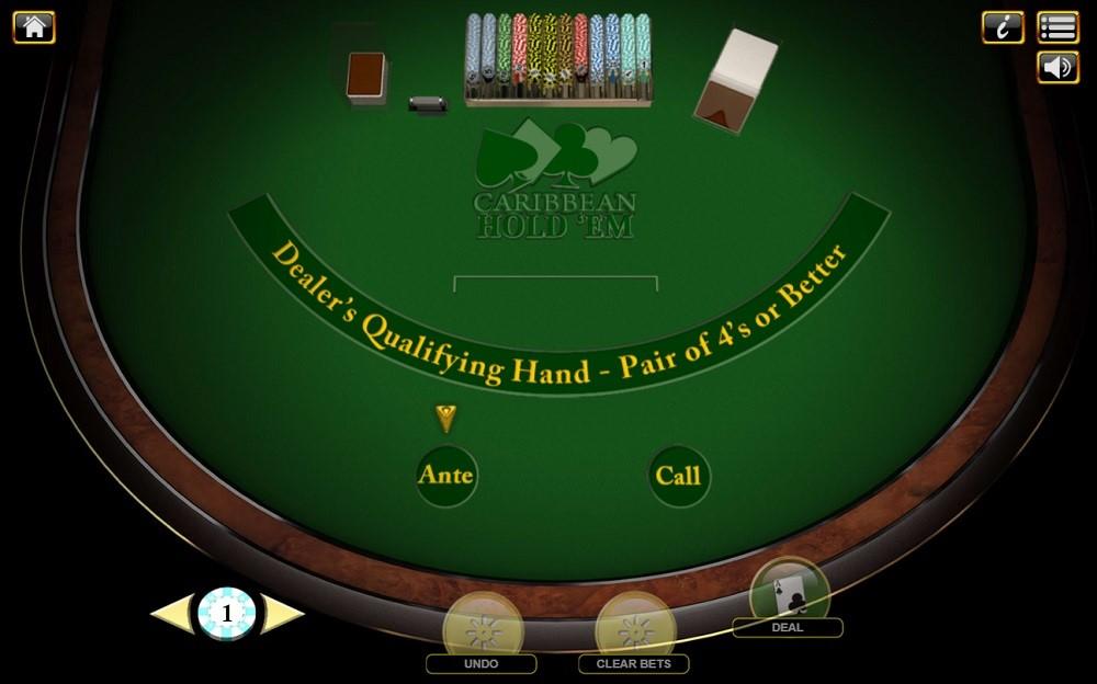 White Lion Casino Automated Poker
