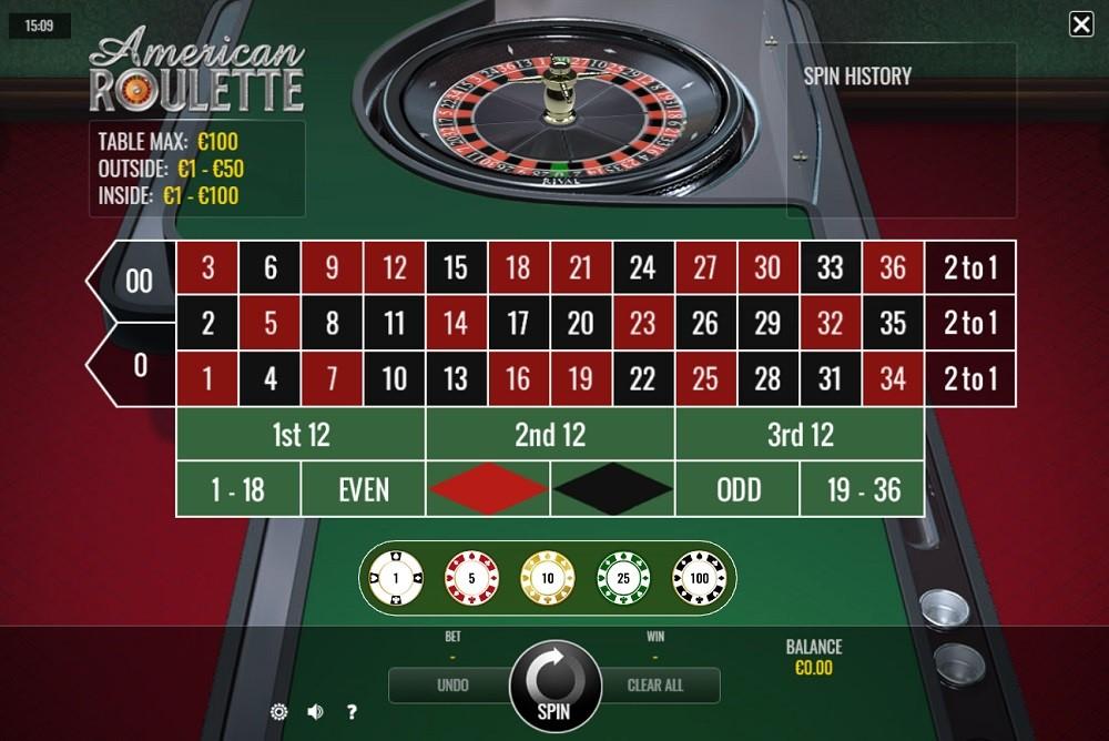 White Lion Casino Automated Roulette