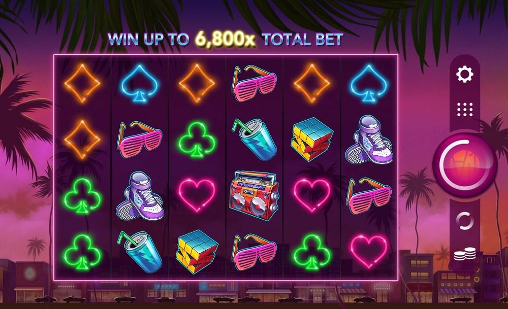 White Lion Casino Slots 3