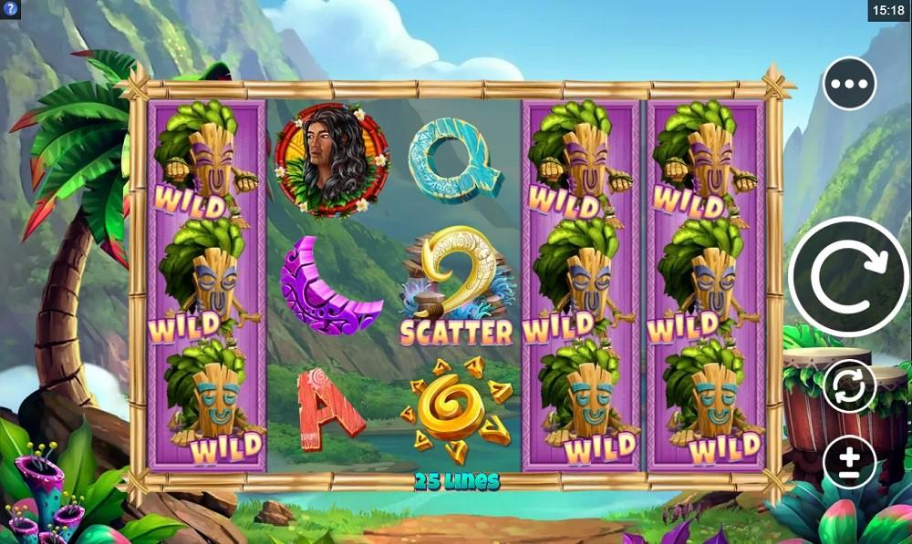 White Lion Casino Slots 4