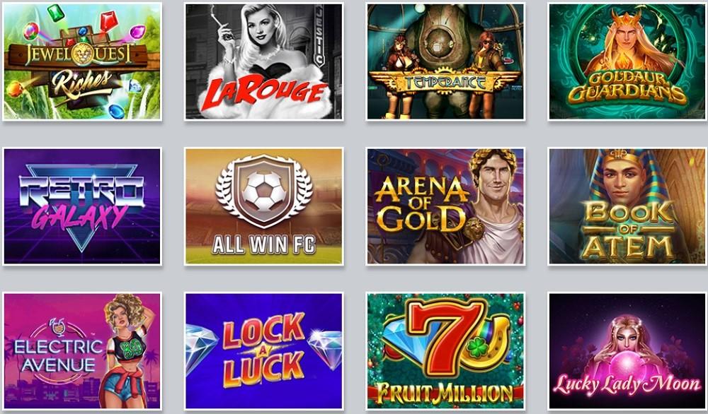 White Lion Casino Slots