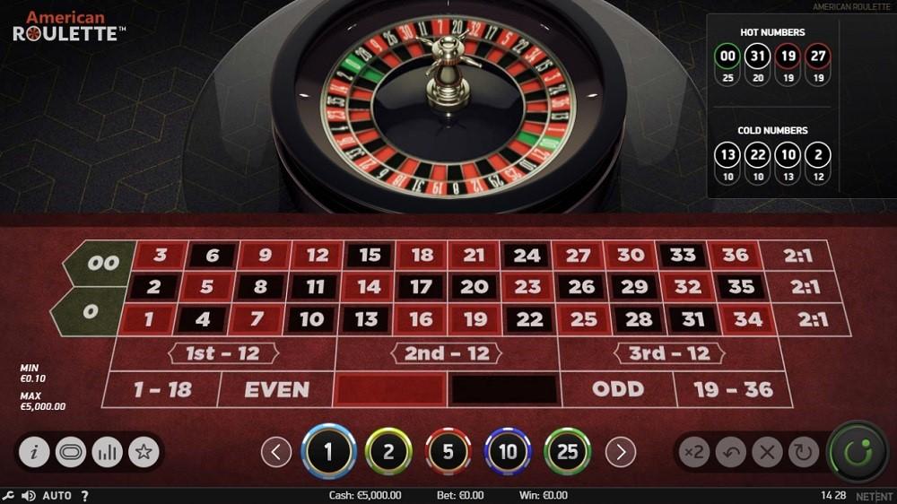 Yeti Casino Automated Roulette