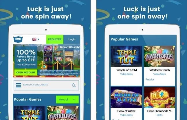 Yeti Casino Mobile Play