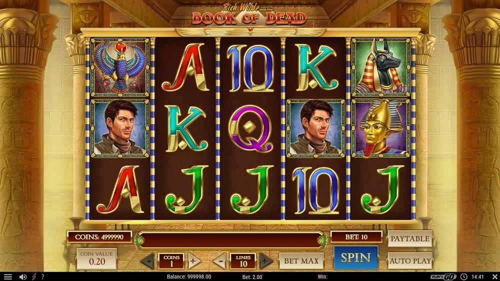 Yeti Casino Slots 4