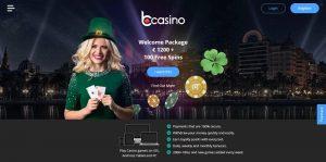 bCasino Review