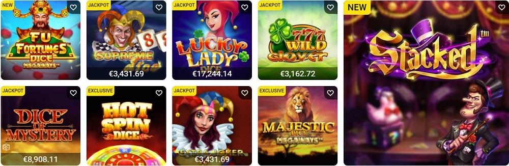 Betfirst Casino Slots