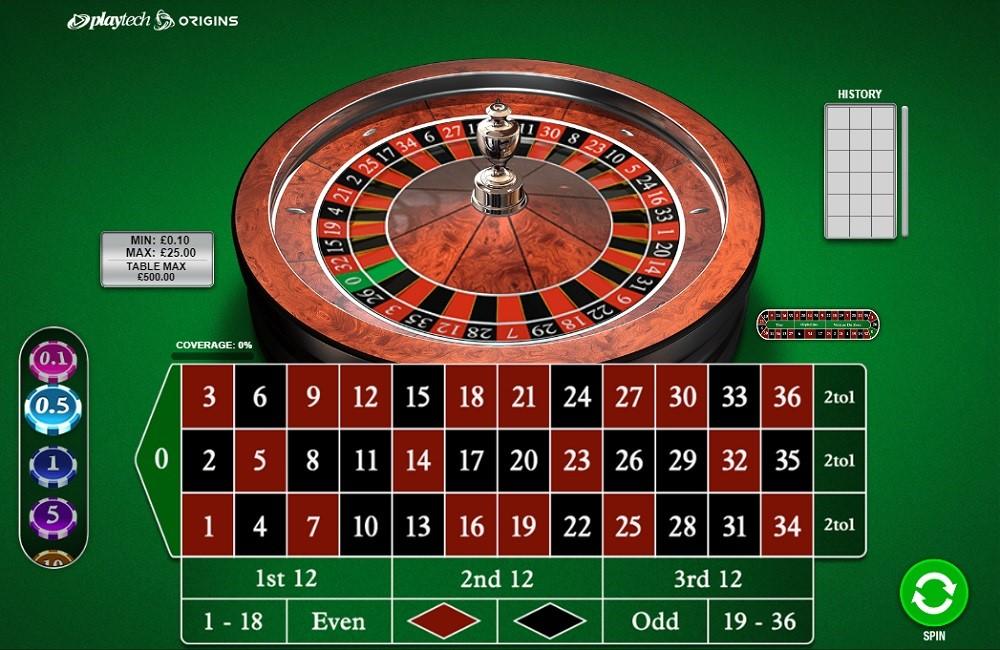 Bgo Casino Automated Roulette