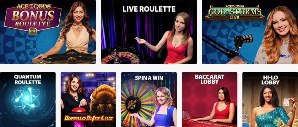 Bgo Casino Live Casino Games