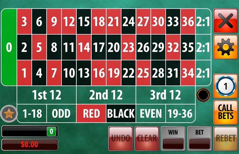 Black Lotus Casino Automated Roulette