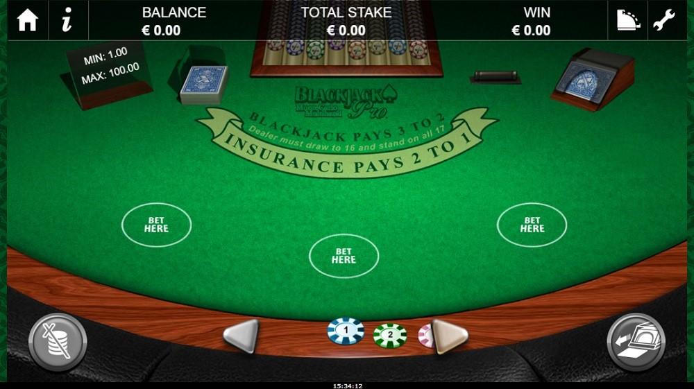 Boo Casino Automated Blackjack