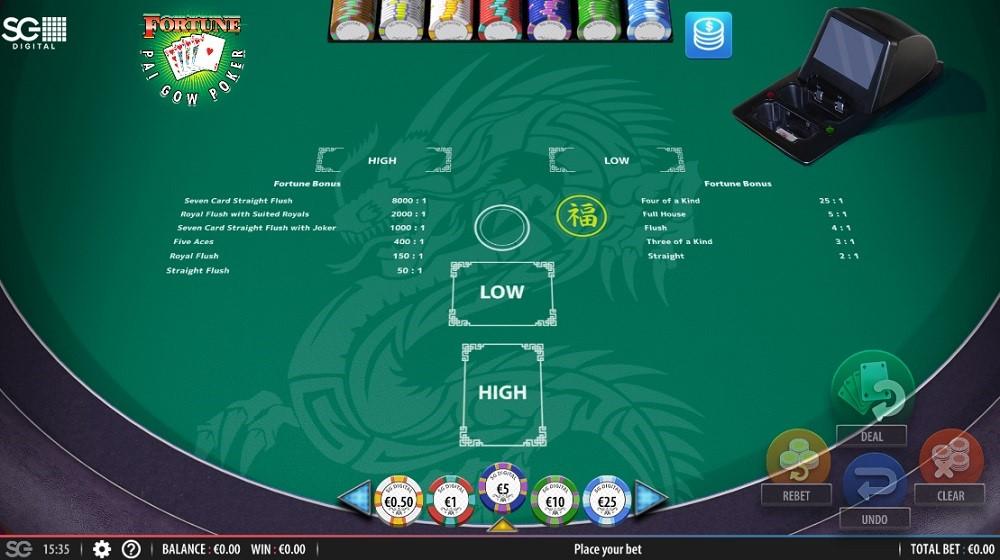 Boo Casino Automated Poker