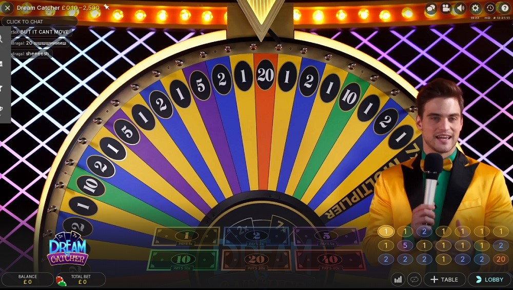 Casino Euro Live Game Show