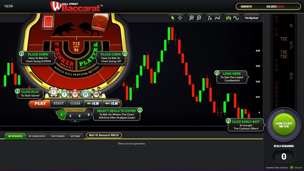 Casino Sieger Automated Baccarat