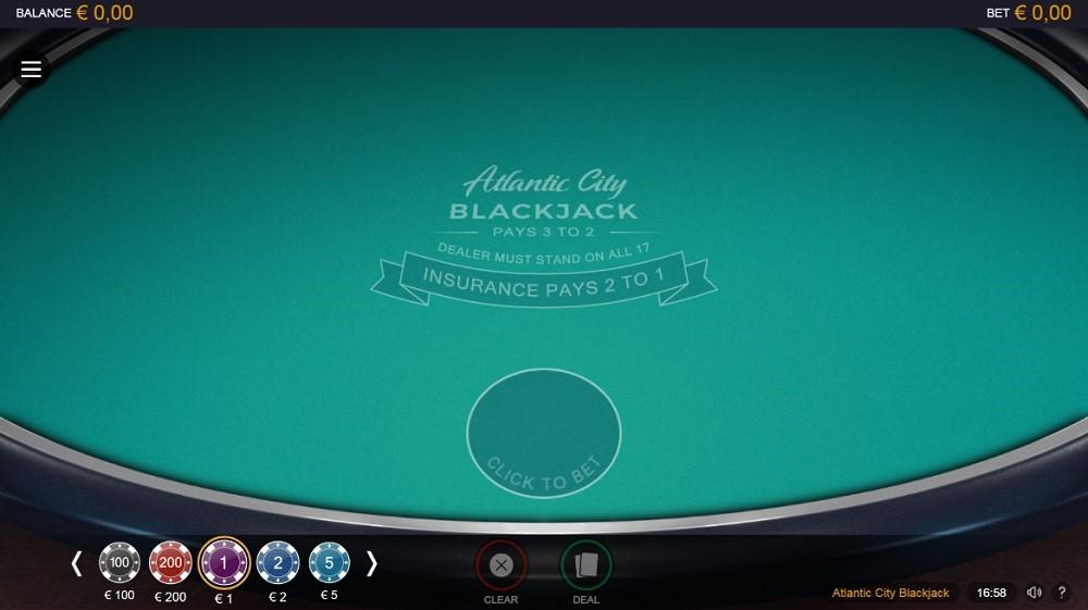 Casino Sieger Automated Blackjack
