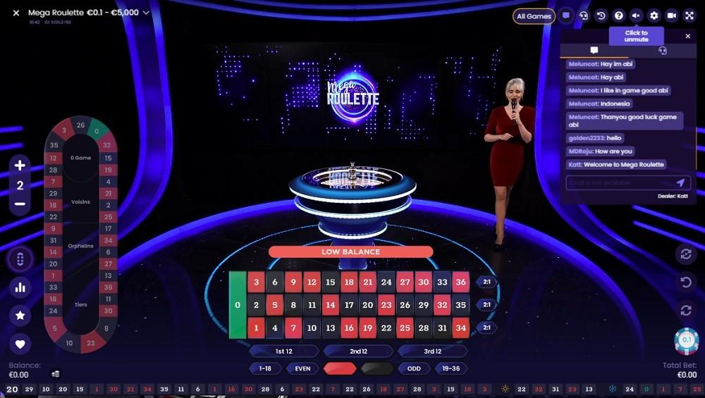 Casino Sieger Live Game Show
