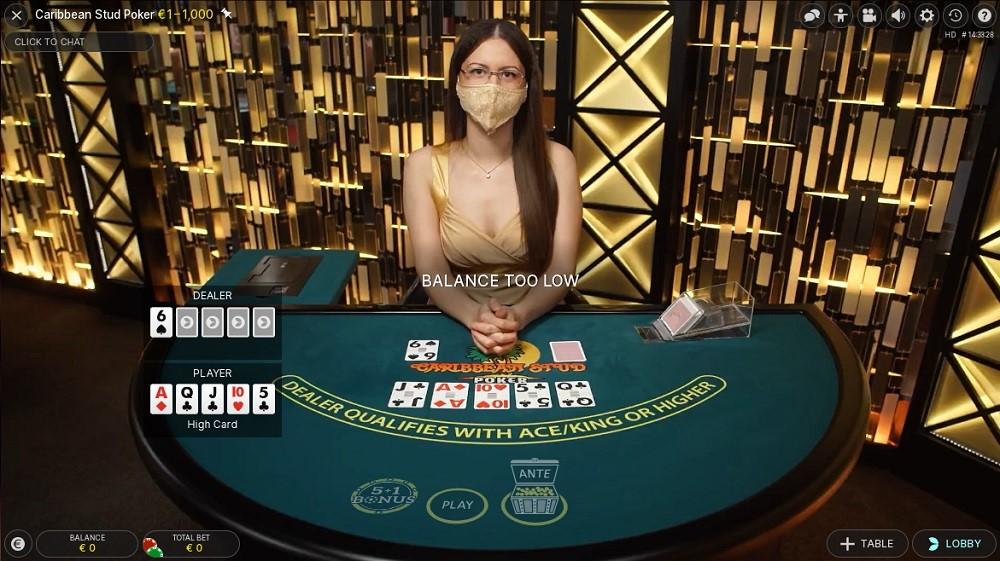 Casino Sieger Live Poker