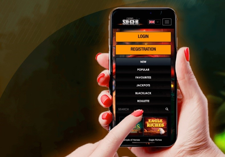 Casino Sieger Mobile Play