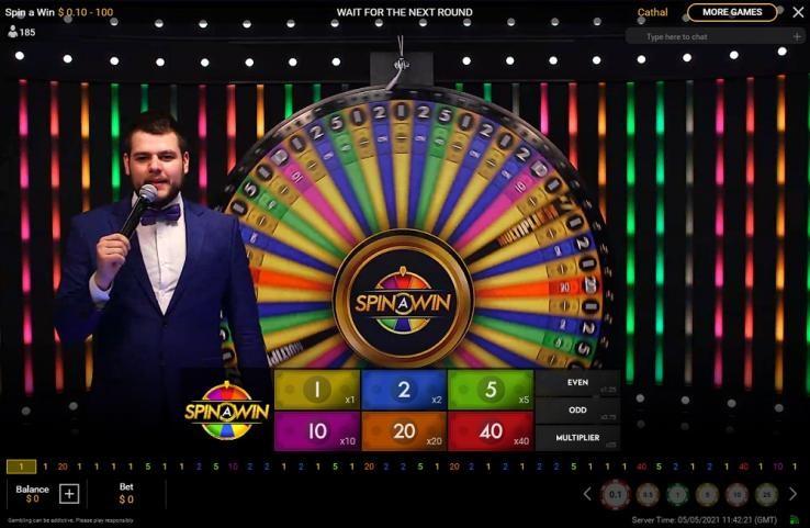 Casino Tropez Live Game Show