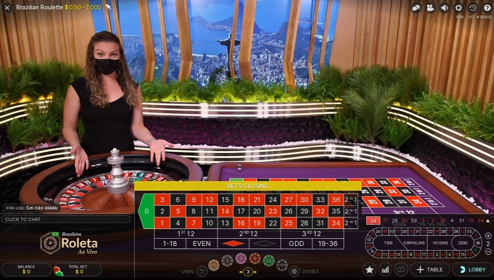 Gaming Club Casino Live Roulette