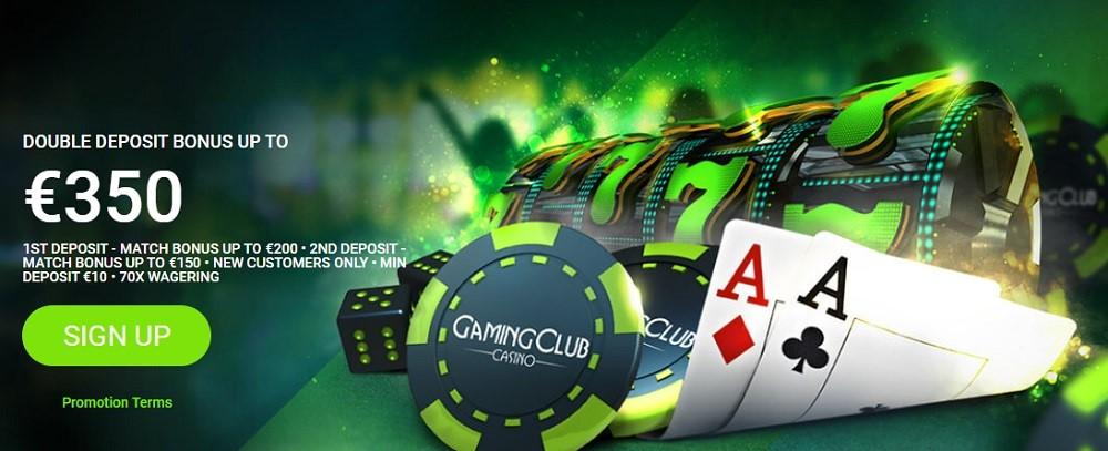 Gaming Club Casino Rewards Program