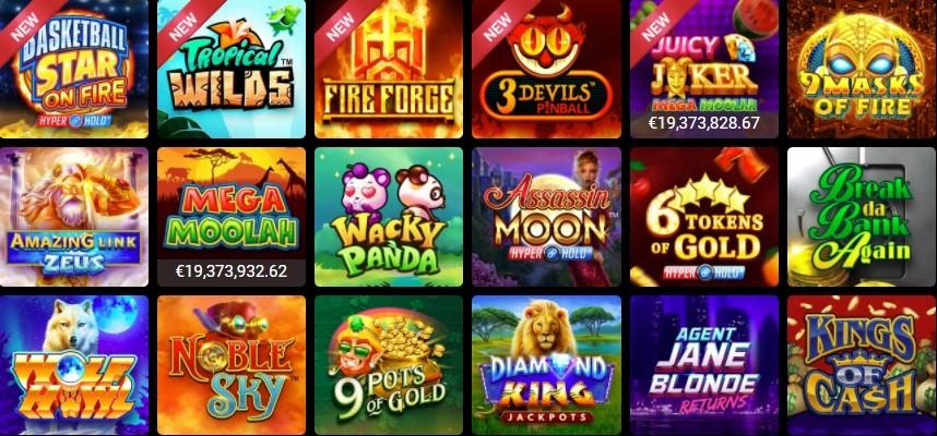 Gaming Club Casino Slots