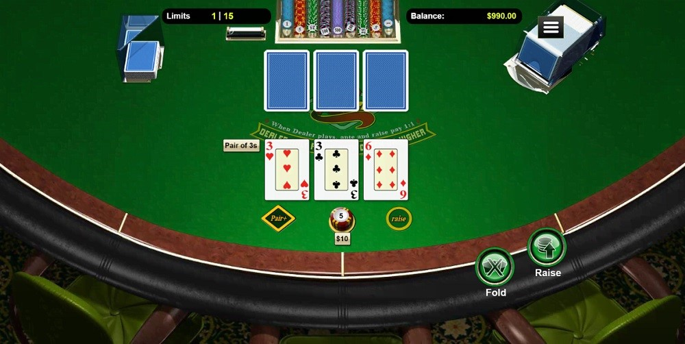 Grand Fortune Casino Automated Poker