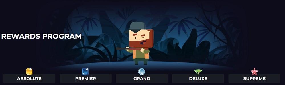 Grand Fortune Casino Rewards Program
