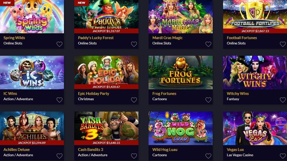Grand Fortune Casino Slots